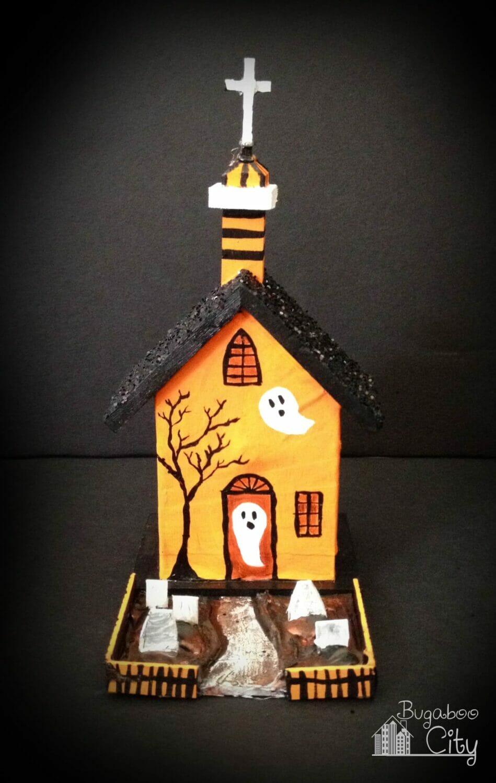 Diy Halloween Haunted Houses Bugaboocity