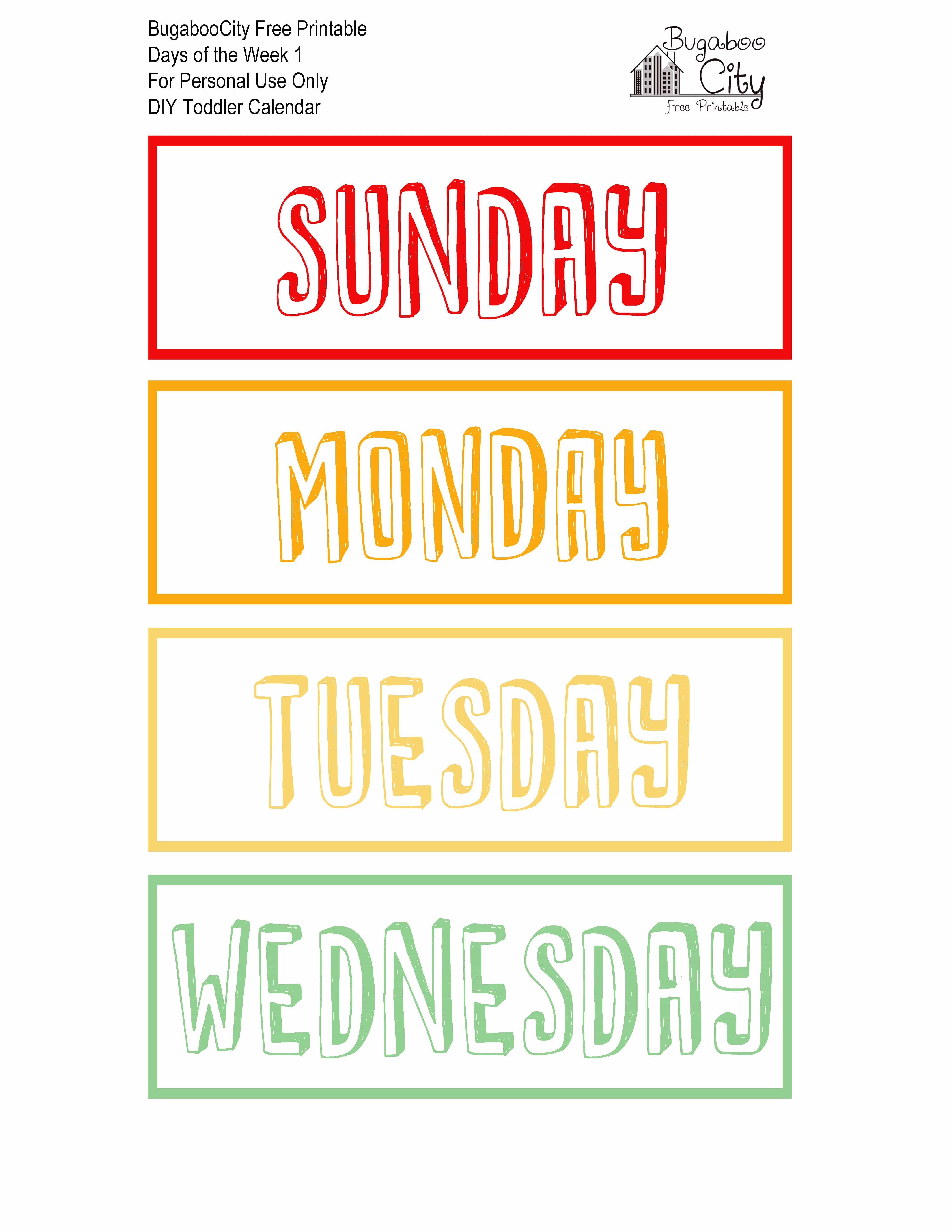 Blank Calendar Of April And May : Diy toddler calender magnet board lots of free printables