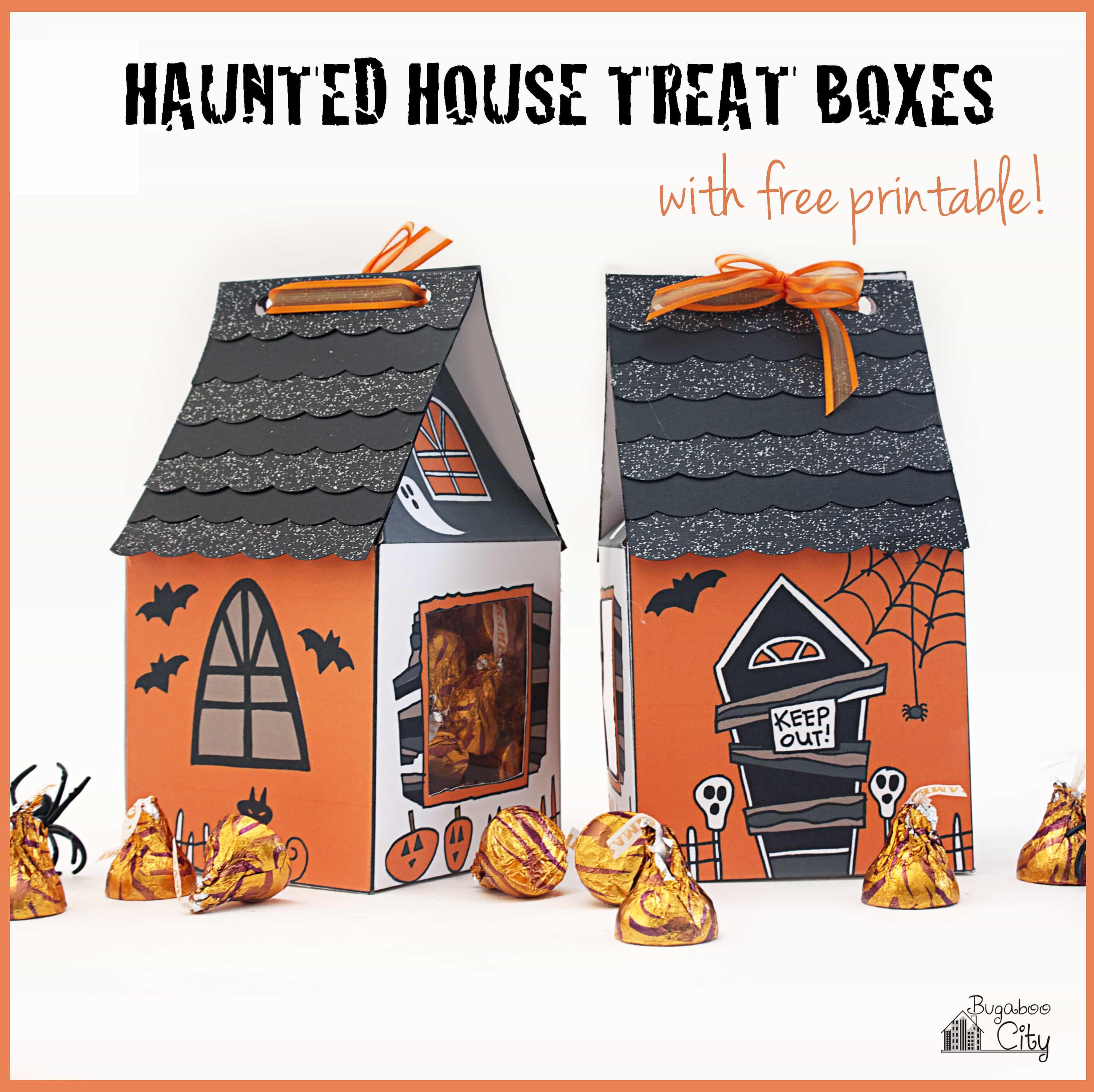 Treat Box House Text