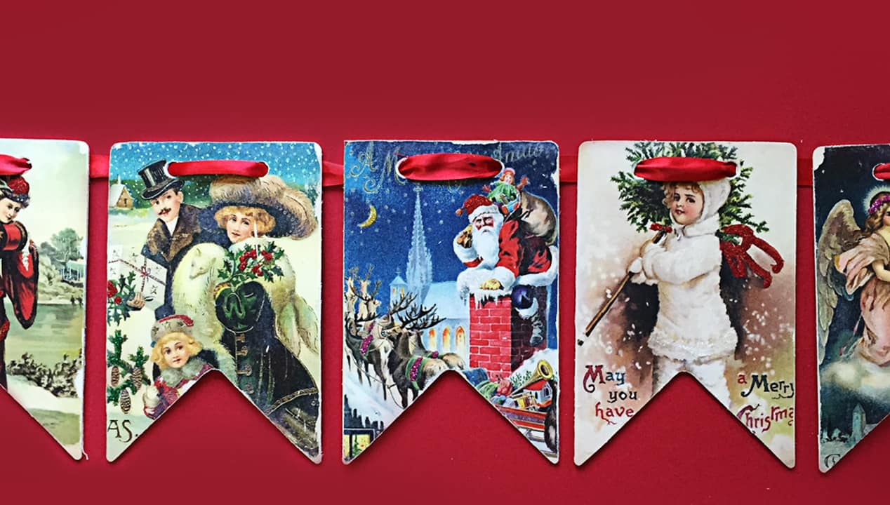 Free Vintage Christmas Images For Crafting