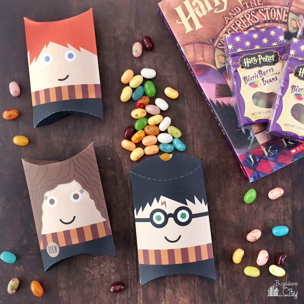 harry potter pillow boxes - bugaboocity
