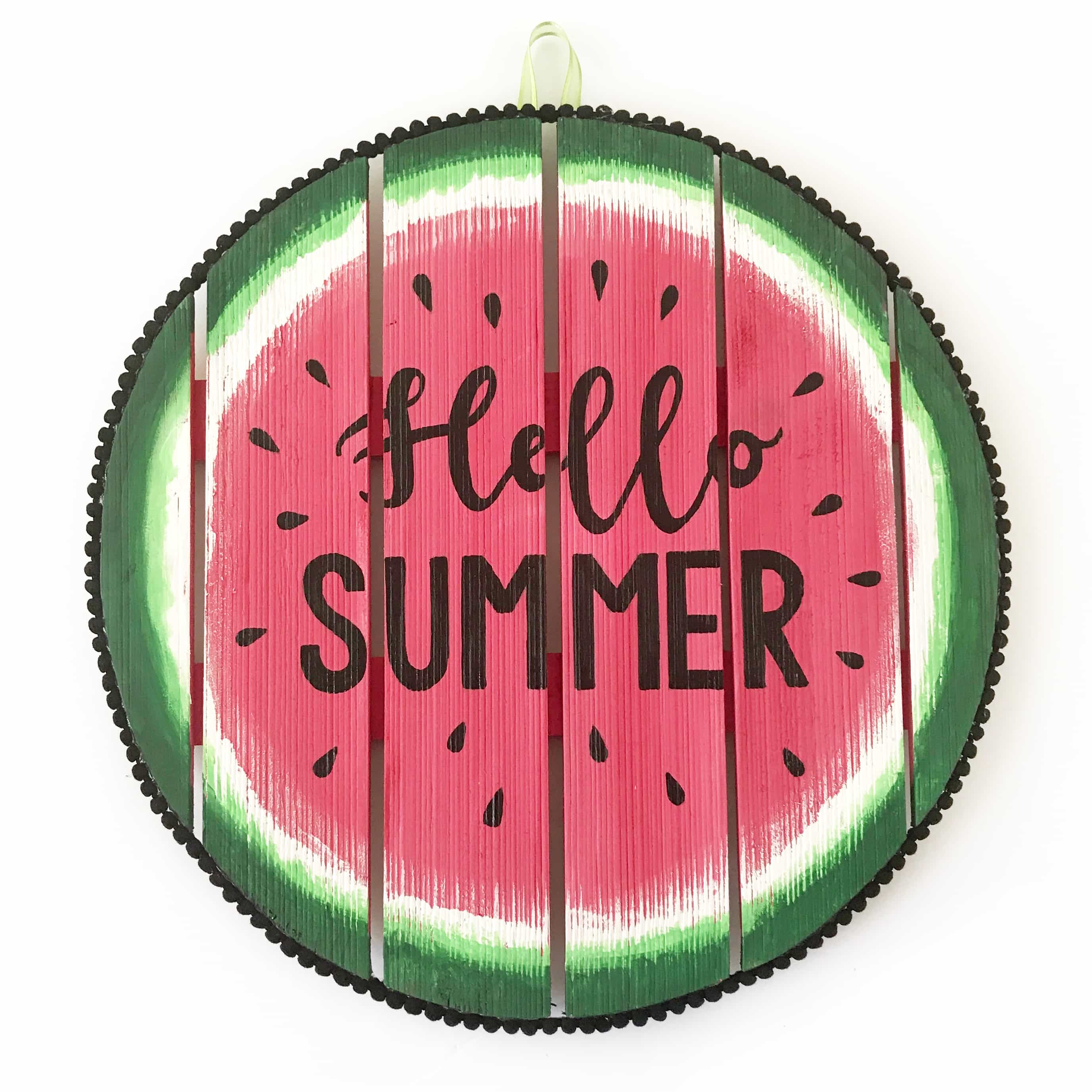 Watermelon Home Decor
