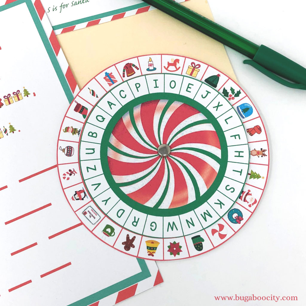This is a picture of Crafty Printable Decoder Wheel